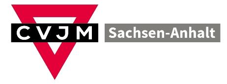 CVJM Sachsen-Anhalt Logo
